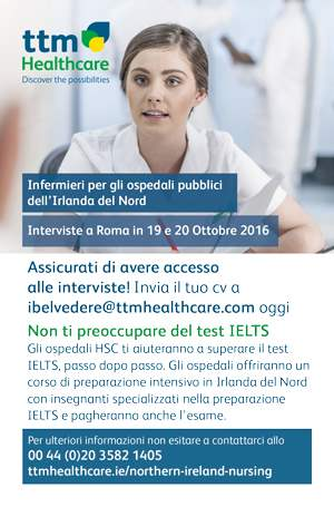 HSC interview in Irlanda del nord