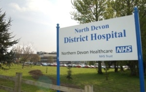 North Devon Hospital
