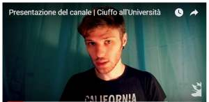 ciuffo all universita